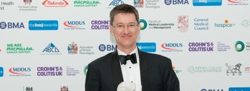 University of Birmingham research wins The BMJ's 'UK Research Paper of the Year'