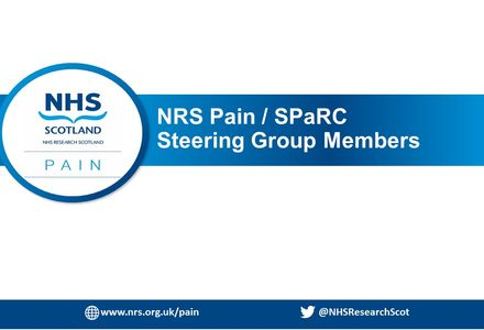 New members sought for NRS Pain Steering Committee