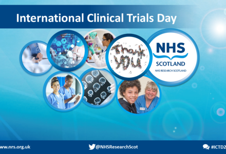 International Clinical Trials Day 2019