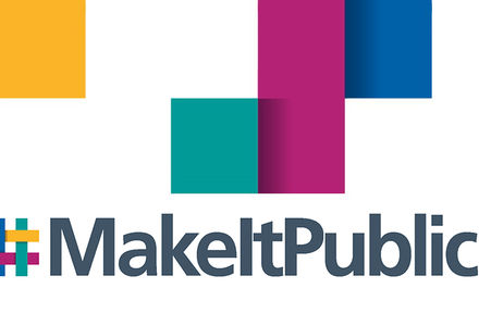 Make It Public transparency strategy launches